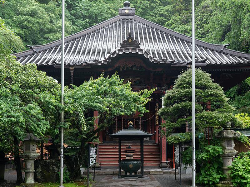 五徳山 水澤寺(水澤観音)