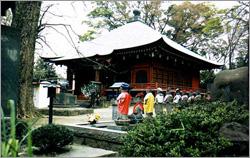 飯泉山 勝福寺(飯泉観音)