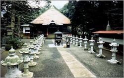 飯上山 長谷寺(飯山観音)