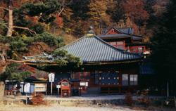 日光山 中禅寺(立木観音)