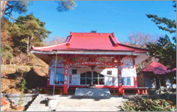 八溝山 日輪寺(八溝山)
